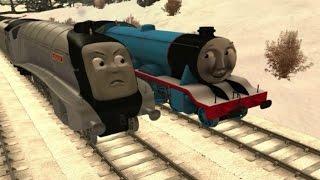 Download Thomas Trainz Remake - Gordon and Spencer at Christmas MP3