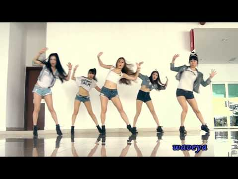 Girls' Generation   I GOT A BOY Waveya ver (dance practice)