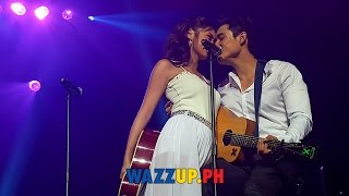 Little Things KimXi Duet and Kiss -  A Date With Xian Concert Highlights