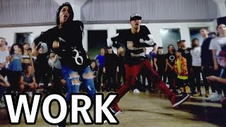 Download Lagu WORK - Rihanna Dance Video | @MattSteffanina Choreography ft Fik-Shun Gratis STAFABAND