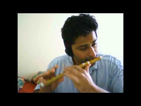 Kehna Hi Kya ( Kannalane) Bombay FLUTE .mp4