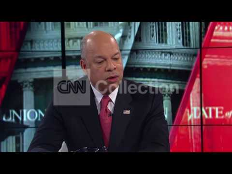 JEH JOHNSON ON DHS FUNDING- WE NEED FULL FUNDING