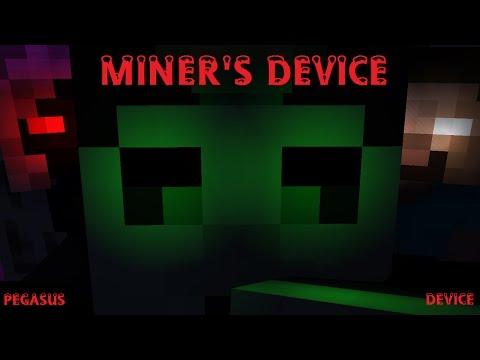 MINER'S DEVICE - Minecraft Music Video (Pegasus Device - Slyphstorm)