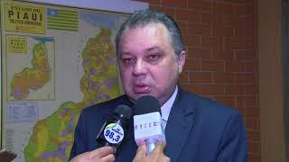 Representantes da Sociedade Brasileira de Endocrinologia se reúnem com o presidente da Alepi