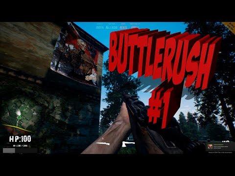 Cv2 BattleRush. Первая игра. Развитие #1
