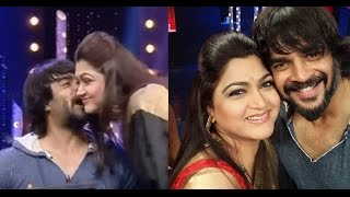 Madhavan's Kiss to Kushboo Creates Tension on Ground