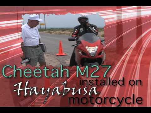 Detectors Tests Motorcycle