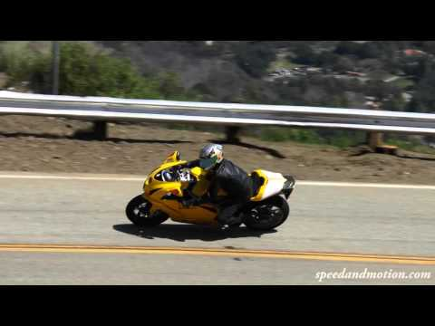 Mulholland Motorcycle Riders 3-17-13