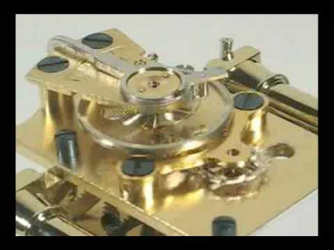 Sternreiter Carriage Clock with Platform Escapement