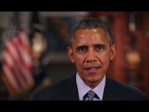 President Obama's Message at the 2015 GRAMMY Awards