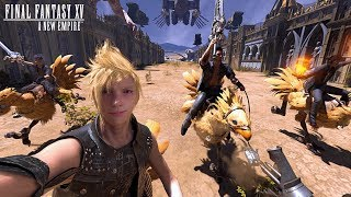 Final Fantasy XV: A New Empire - Chocobo Charge 360