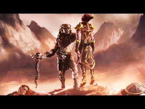 СЕКРЕТНАЯ КОНЦОВКА ► ХИЩНИК ИЗ Mortal Kombat X ► ПАСХАЛКА