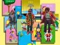 Video Canciones Para Niños - Meses del Año Cantando Aprendo a Hablar  de Canciones Para Niños