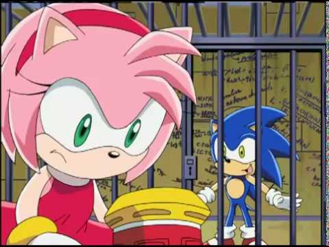 SONIC X Ep35 - Sonic's Big Break