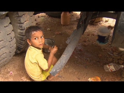 India - A daily struggle for clean water