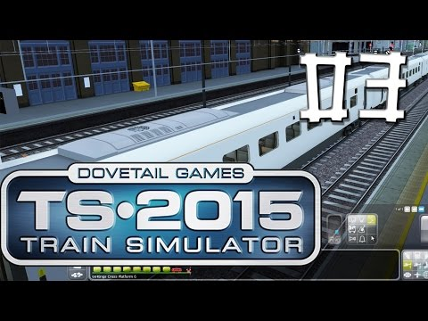 Train Simulator 2015 #03 Der neue Hitachi Class 801 HD Lets Play deutsch