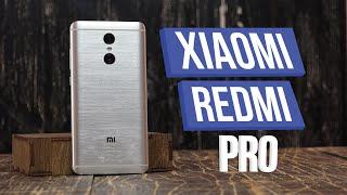 Xiaomi Redmi Pro: обзор (распаковка). Нужны ли 2 камеры и первое впечатление - unboxing - покупка