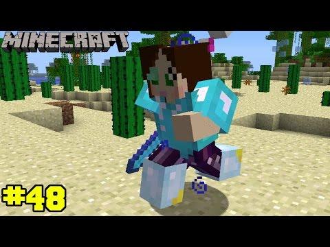 Minecraft: SUPER SPEED CHALLENGE [EPS6] [48]