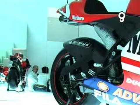 DUCATI MUSEUM: history and tour with curator Livio