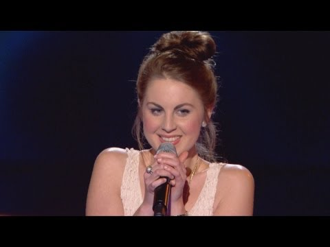 Emmy J Mac performs 'Put Your Records On' - The Voice UK - Blind Auditions 4 - BBC One