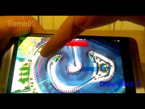 Скачать Draw Race 2 на Андроид