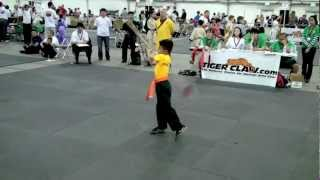 Tiger Claw 2012 - Pure Shaolin Kung Fu School Belmont, 1st Place!