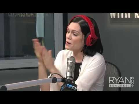 "Jessie J - ""Burnin' Up (Acoustic) | On Air with Ryan Seacrest"