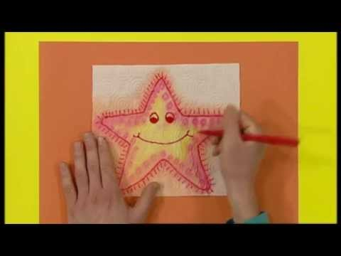 Mister Maker | Starfish Picture Frame It!