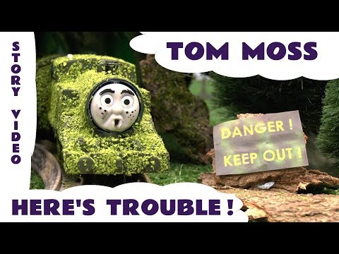 Tom Moss The Prank Engine Thomas & Friends Funny Kids Toy Story Gordon & Henry Episode 1