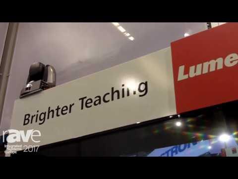 ISE 2017: COMM-TEC Showcases Lumens