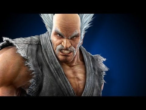 PlayStation All-Stars Battle - Heihachi Mishima