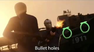 GTA 5 - NEW Screenshots Breakdown Part 1