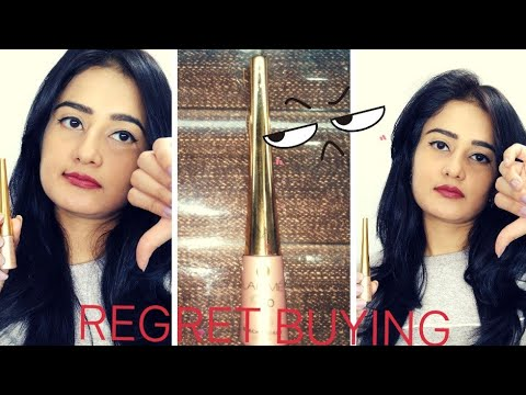 LAKME 9 to 5 Black Impact Eyeliner | Honest Review & Demo | Product REGRET BUYING | SWATI BHAMBRA