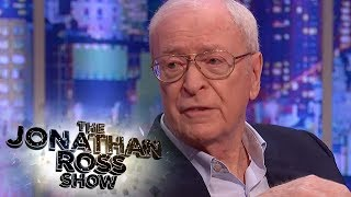 How Sir Michael Caine Met His Wife Shakira - The Jonathan Ross Show