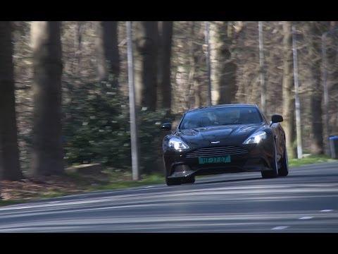 GTO Journaal - Het filmverleden van Aston Martin