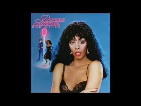 02. Donna Summer - Bad Girls (Bad Girls) 1979 HQ
