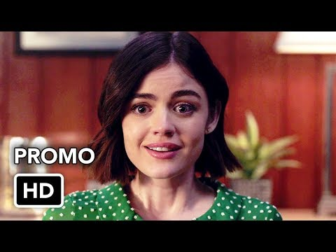 "Life Sentence (The CW) ""Life Got Real"" Promo HD - Lucy Hale series"