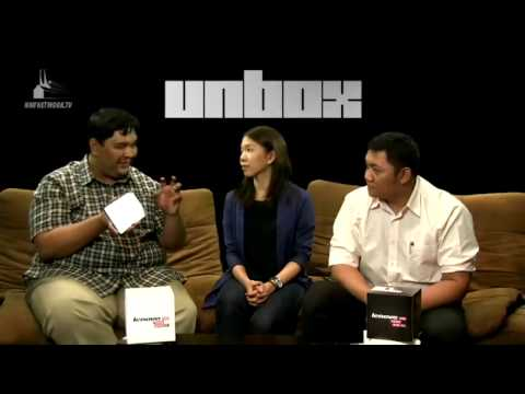 Unbox - Pipo S1 Tablet, Lenovo A800, S720, and A690 Smartphones!