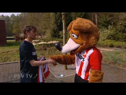 Phoxy bezoekt PSV-helden: Phillip Cocu (Afl. 4) / PSV TV