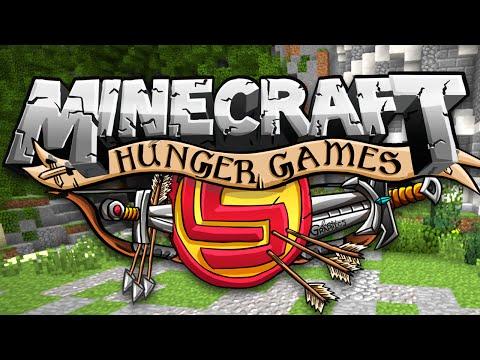 Minecraft: Hunger Games Survival w/ CaptainSparklez - REUNITED