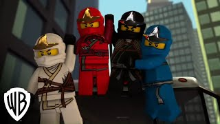 LEGO Ninjago Masters of Spinjitzu Season Two Trailer