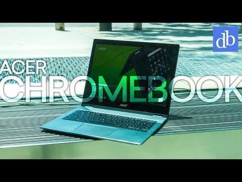 TUTTI I NUOVI CHROMEBOOK 2018 DI ACER! Novità Next@Acer da New York