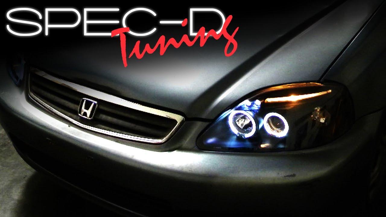 1999 Honda Accord Headlights