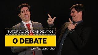 O único debate entre Bolsonaro e Haddad, por Marcelo Adnet