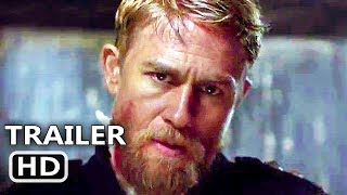TRUE HISTORY OF THE KELLY GANG Official Trailer (2019) Charlie Hunnam, Nicholas Hoult Movie HD