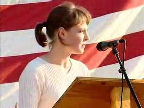 Legal Immigrant- Tanya From Melitopol, Ukraine - Pro America