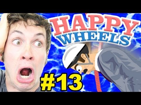 how to make a rope swing in happy wheels