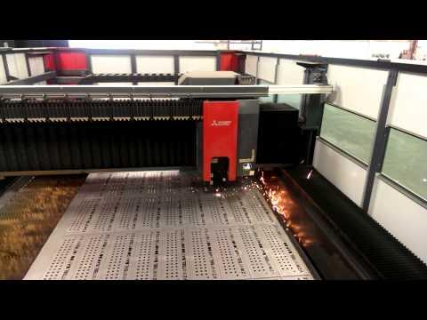 Harris Fabrication -- Precision Laser Cutting