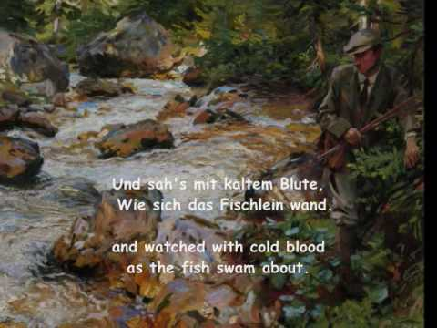 Лист Ференц - Форель (1-ая версия) (Шуберт)