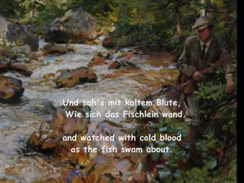 Шуберт Франц - Die Forelle